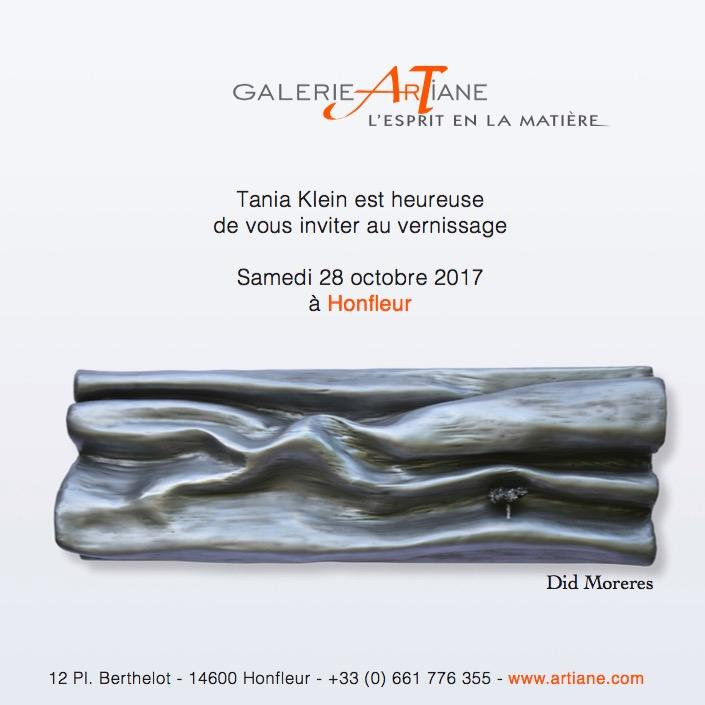 vernissage Honfleur - Did Moreres