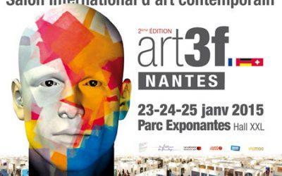 ArTiane au salon art3f Nantes 2015