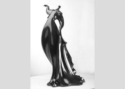 Jean-Louis Toutain - toutain-lentrée-dans-larène-sculpture-bronze-39x29x551