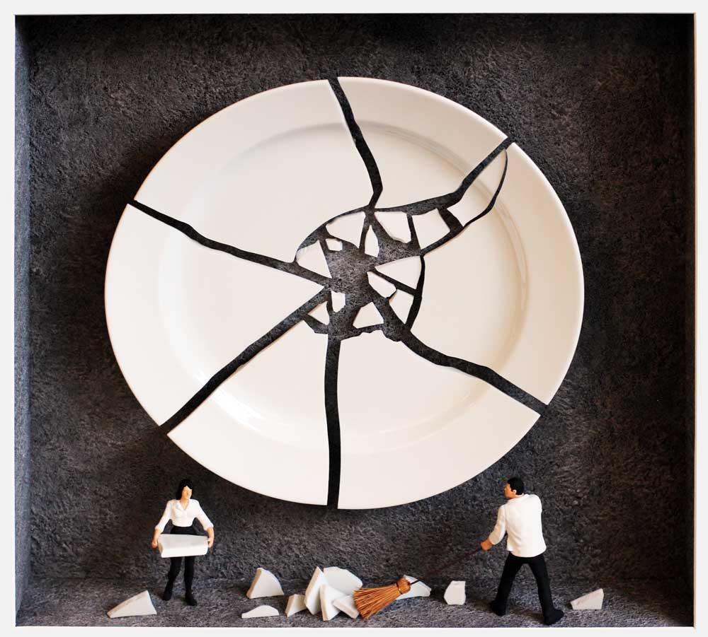 Volker Kühn - Let it Be - Art in Boxes
