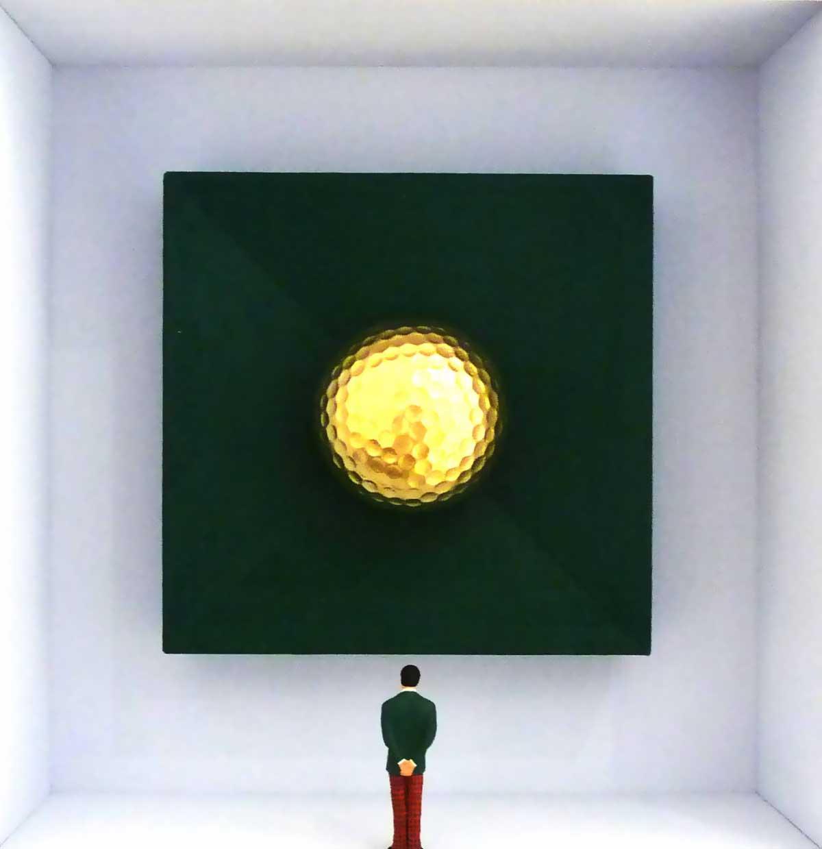 Volker Kühn - The-Ball - Art in Boxes