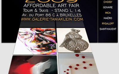 Affordable Art Fair 2009 – Bruxelles