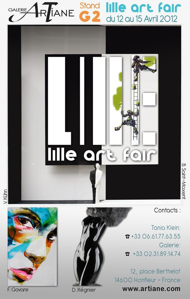galerie ArTiane @ Lille Art Fair 2011