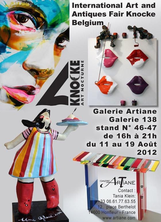 Galerie Artiane @ knocke 2012