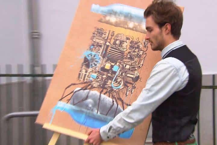 Réactions d'experts face à une peinture IKEA