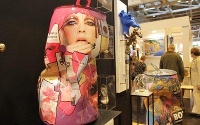 Photos de l'expo à la Foire de Paris