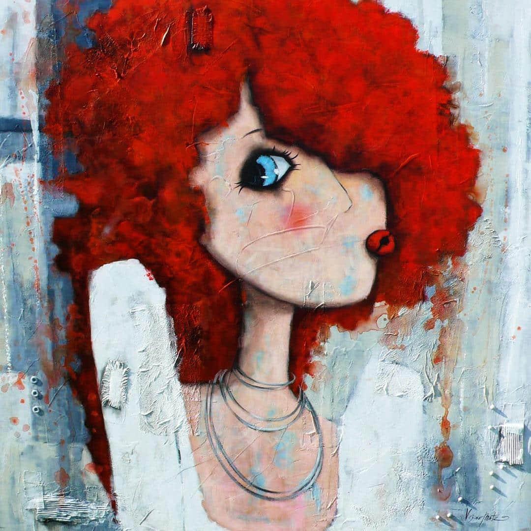 peinture bretonne contemporaine - Virginie Matz