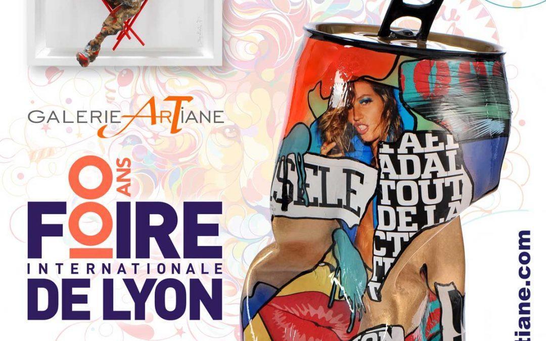 Galerie Artiane, exposant foire de Lyon 2016