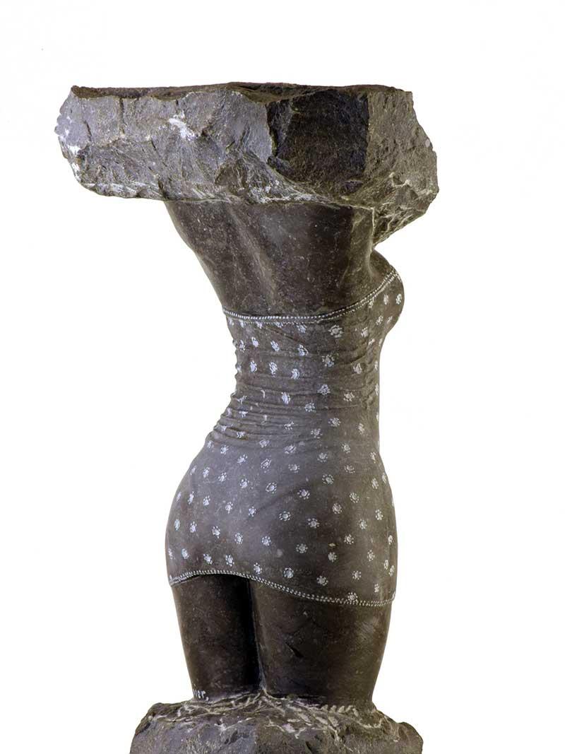 Dominique Régnier - Denisse d'Arudy - 42x27x24 cm - 14,6kg