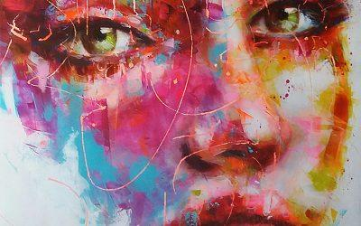 Peintre portraitiste contemporain: Berto