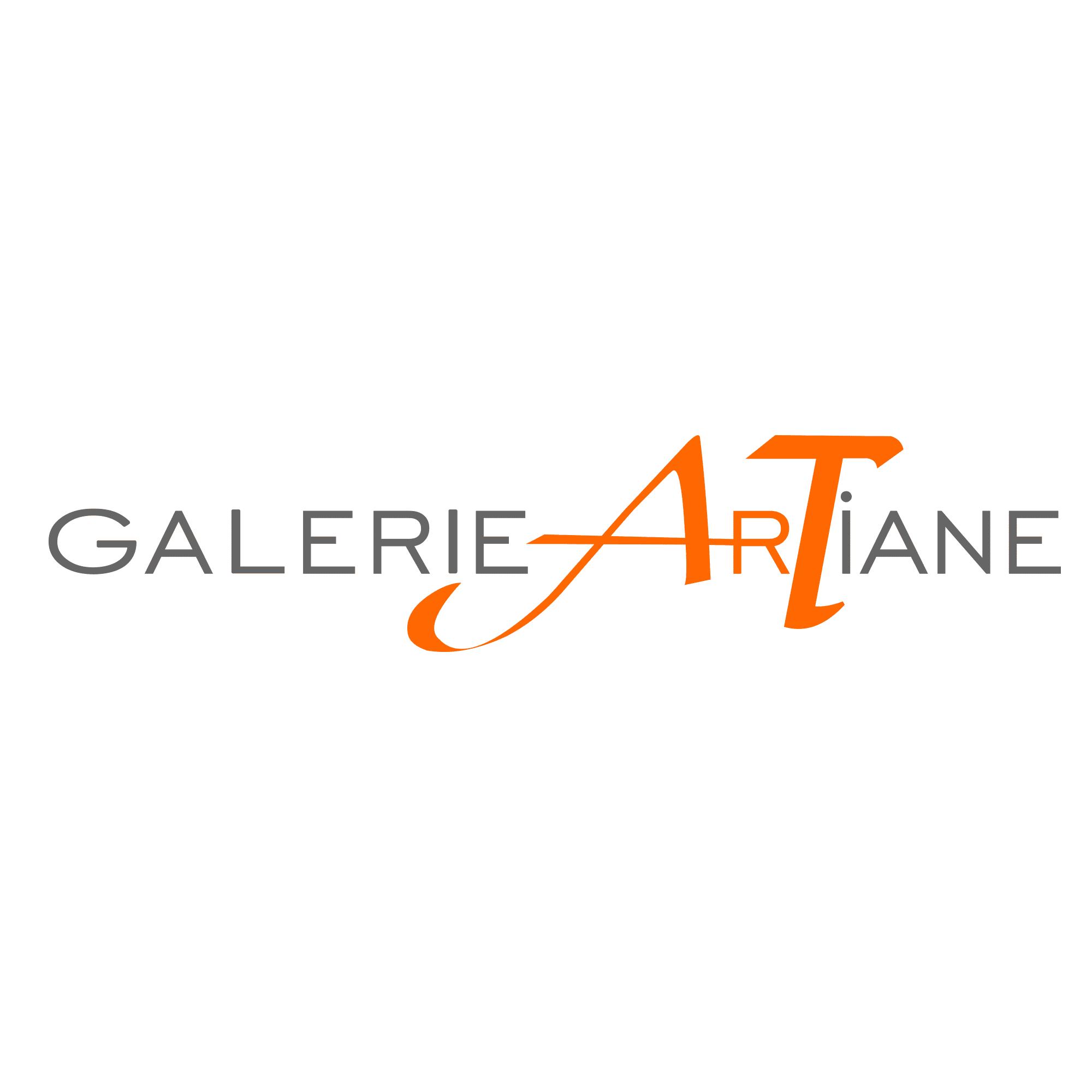 logo galerie artiane honfleur png