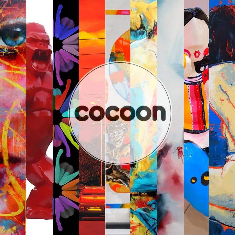 Richard Orlinski Wild Kong Galerie Bruxelles COCOON