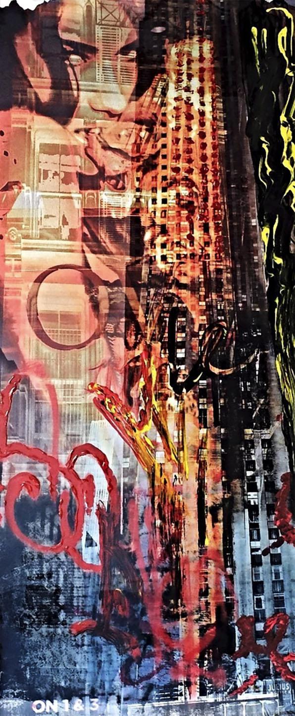 Richard Orlinski Wild Kong Galerie Bruxelles - Floriane Lisowski - New York
