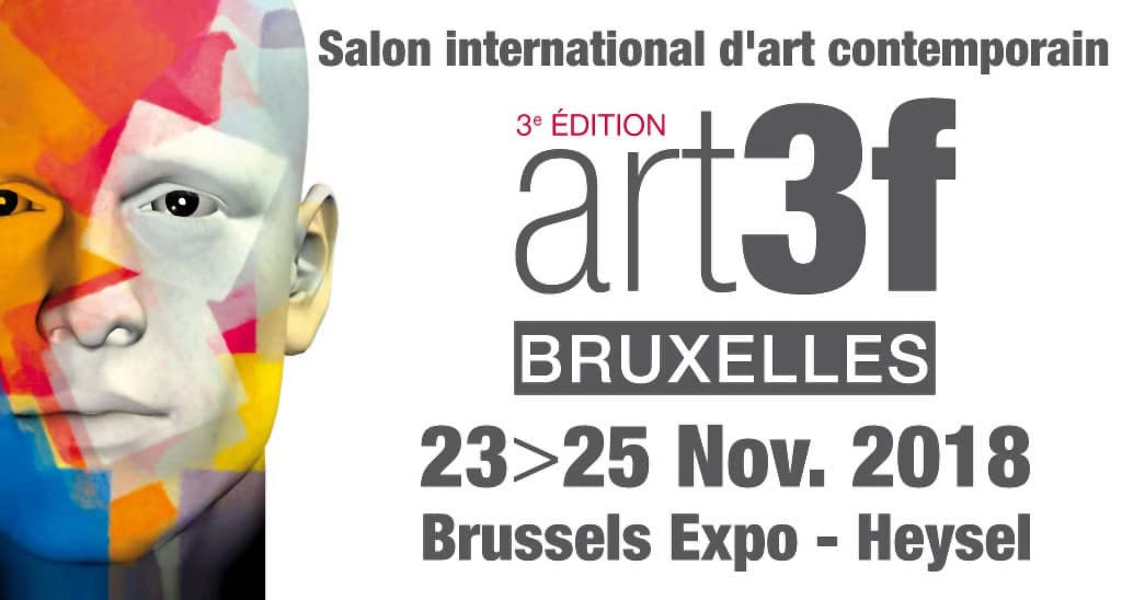 Invitation Vernissage Bruxelles