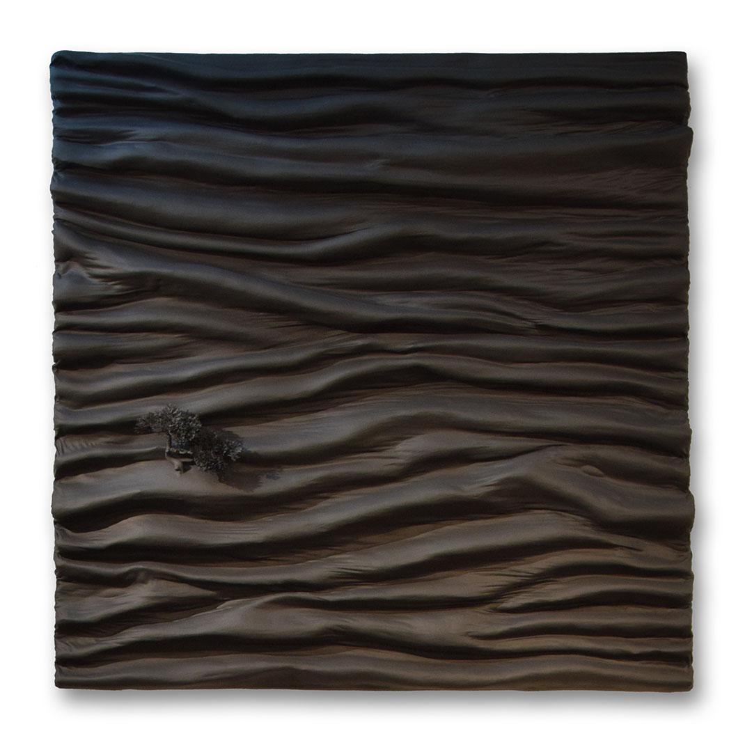tableaux monochromes contemporains