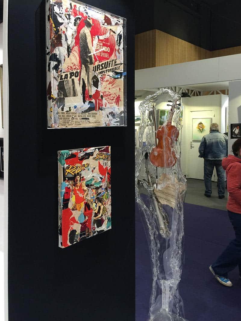 Foire de Paris Artistes 2017
