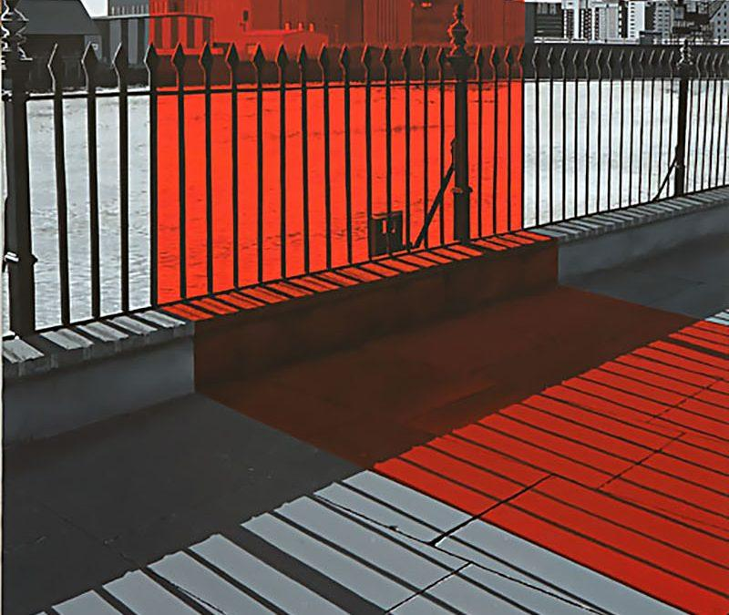 Paysages Hyperréalistes Urbains: Laurent Minguet
