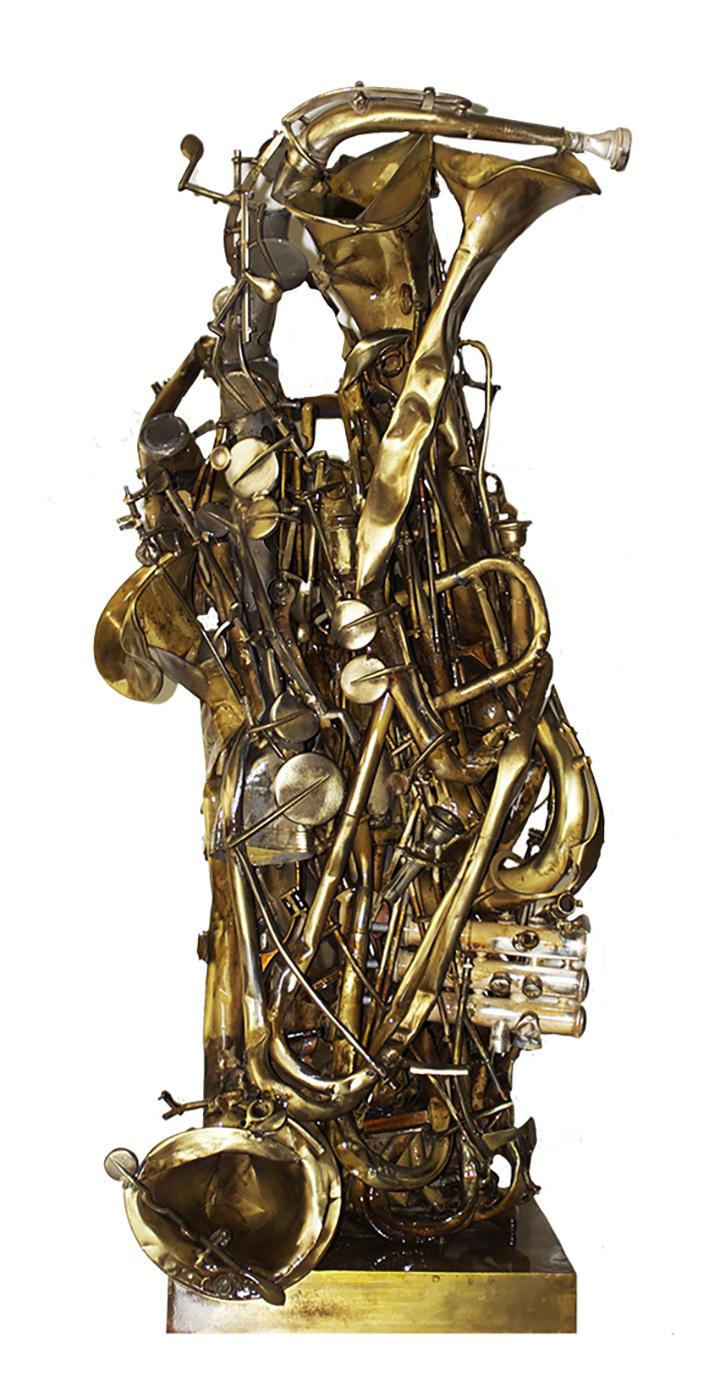 Sculpture Plexiglass Art - Franck Tordjmann
