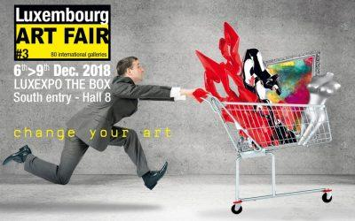 Foire internationale d'art contemporain Luxembourg