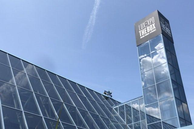 foire art contemporain luxembourg