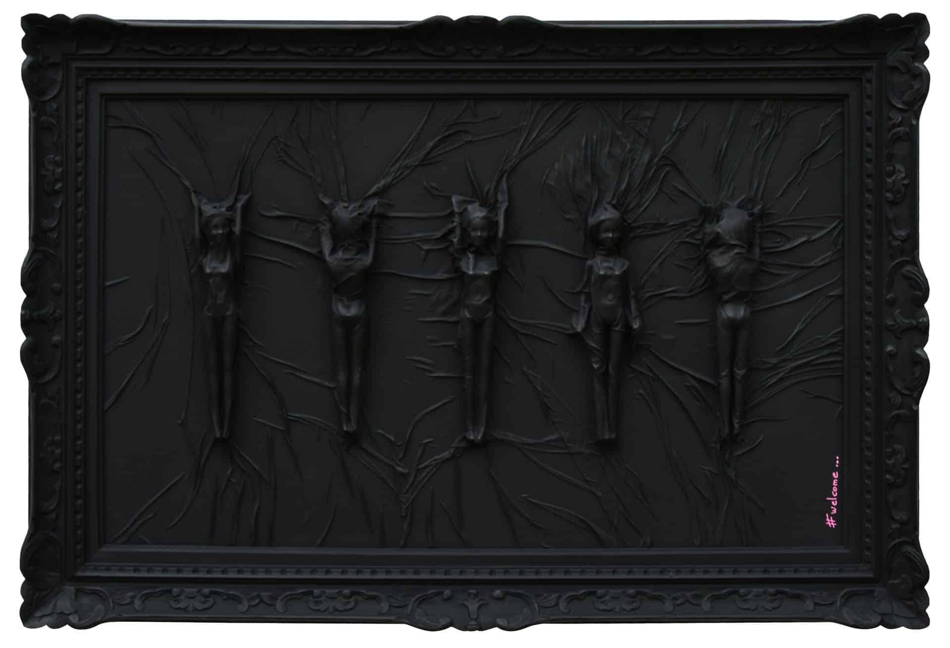 pop art noir